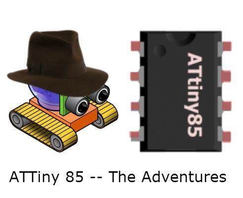 ATtiny Adventure -- I2C on ATtiny 84/85