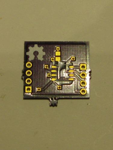 Arduino to RPi -- Galvanically Isolated I2C