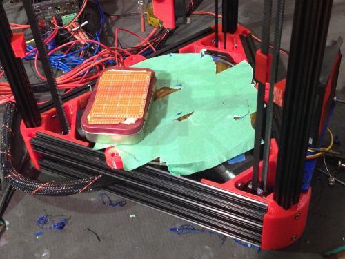 Kossel Mini Calibration – Ladvien's Lab