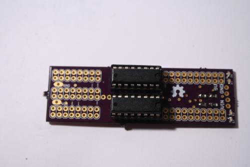 Mega Mini Motor Shield (M^3)