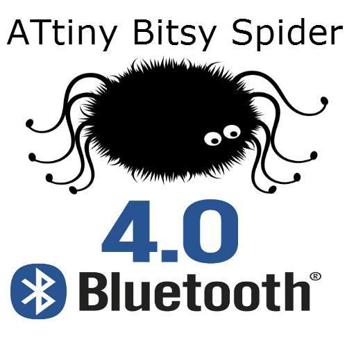 ATtiny Bitsy Spider