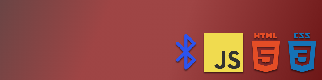 Bluetooth Low Energy in JavaScript