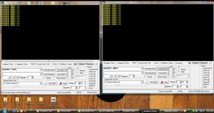 Metallurgy 101 - AVR UART – Ladvien's Lab