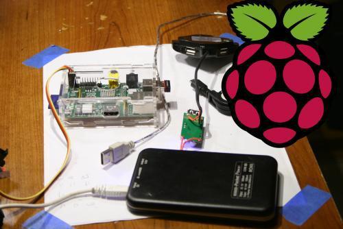 OpenCV on a Raspberry Pi