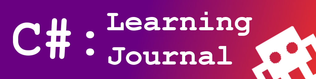 C# Learning Journal: Refactoring Lumi