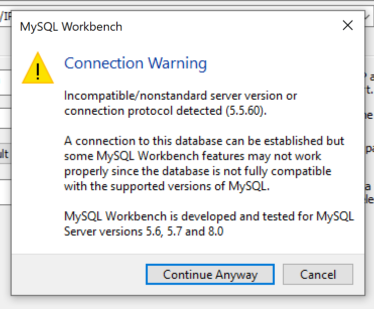 sql-connection-warning